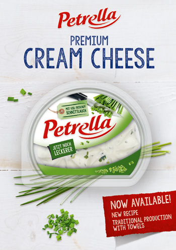 Petrella - Premium Cream Cheese